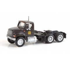 Walthers #949-11184 International 4900 Dual-Axle Semi Tractor Only - UPS