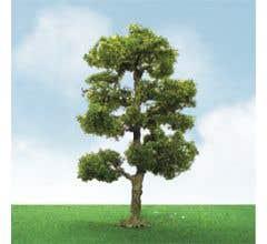 "JTT #92306 Downy Birch Pro-Elite Trees - 3.5"" - 4"" (2 per package)"