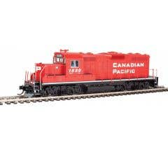 Walthers #910-10404 EMD GP9 Phase II with Chopped Nose - Canadian Pacific #1530