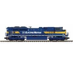 MTH #20-20751-1 EMD SD-70M-2 Diesel Engine With Proto-Sound 3.0