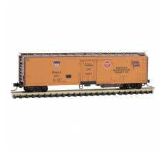 Micro Trains #06900231 American Refrigeration #284 - Mechanical Reefer