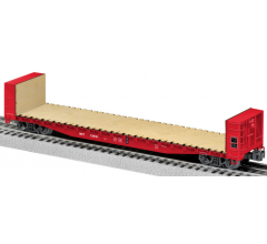 Lionel #1926412 MKT 50' Bulkhead Flatcar #13941