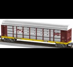 American Flyer #1919021 Conrail Autorack #964946