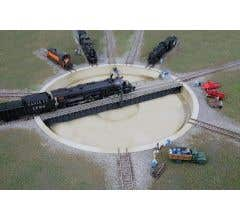 Walthers #933- 2618 Motorized 130' Turntable