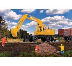 Walthers #949-11014 Hi-Rail Excavator Kit