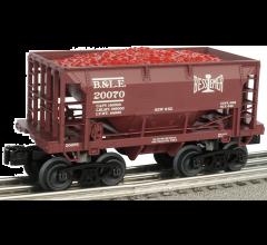 Williams #48502 70 Ton Ore Car Bessemer & Lake Erie
