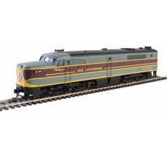 Walthers #910-10093 Alco PA - Erie Lackawanna #856