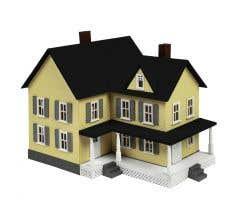 Lionel HO #1956140 Madison House-Built Up