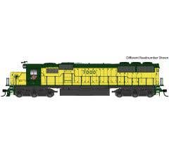 Walthers #910-10365 EMD SD50 - Standard DC - Chicago & North Western(TM) #7019