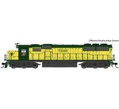 Walthers #910-10366 EMD SD50 - Standard DC - Chicago & North Western(TM) #7033