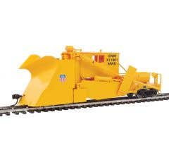 Walthers #920-110120 Jordan Spreader - Chicago & North Western-Union Pacific X11961