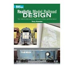 Kalmbach #12250 Realistic Model Railroad Design