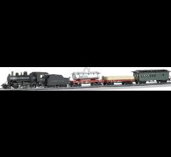 Bachmann #01502 Blue Star Train Set EZ App Train Control