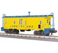 MTH 30-77365 Bay Window Caboose - Long Island (Trainworld) #C67