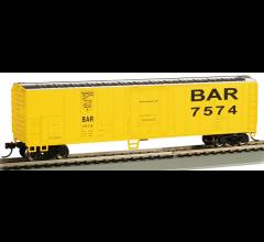 Bachmann #17908 Bangor & Aroostook - 50' Steel Reefer