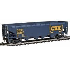 Walthers #931-1425 Offset Hopper - CSX Transportation