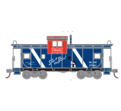 Athearn Roundhouse #1351 Wide Vision Caboose - Frisco #1700
