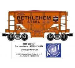 RMT #96719-121 O Bethlehem Steel Bethlehem Ore Car