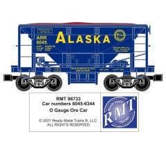 RMT #96733-21 O Alaska Ore Car