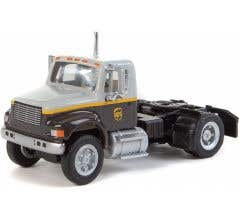 Walthers #949-11194 International 4900 Single-Axle Semi Tractor Only - UPS
