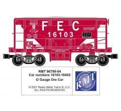 RMT #96799-04 O FEC Ore Car