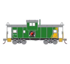 Athearn Roundhouse #1360 Wide Vision Caboose - Northern Pacific