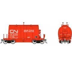 Rapido #143005A HO Short Barrel Ore Hopper: CN Scale Test Car