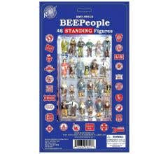 RMT #99418 O Standing Figures/48pc