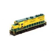 Athearn #12244 Lycoming Valley GP-35 #2011