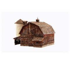 Woodland Scenics #BR4932 Old Weathered Barn