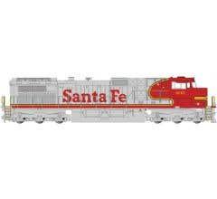 Bachmann #90905 Santa Fe #635 Dash 9 Diesel