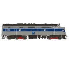 Rapido #15545 FL9 Locomotive w/ DCC and Sound - MTA