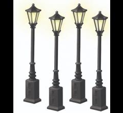 Lionel 6-24156 Lionelville Street Lamps