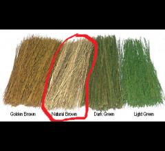 JTT #95084 Field Grass - Natural Brown