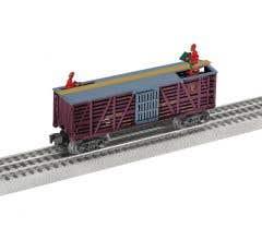 Lionel #2028110 Polar Express Elf Bobbing Car