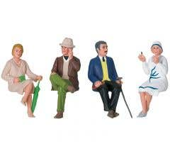 LGB #53009 Set of Figures for the Orient Express - Seated