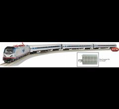 Bachmann #00772  Amtrak City Sprinter Train Set