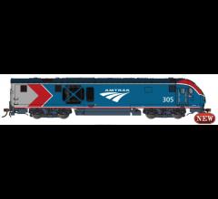 Bachmann #68302  Siemens ALC-42 Charger w/DCC/Sound - Amtrak #305