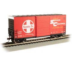 Bachmann #18251 ATSF Hi Cube Boxcar