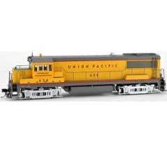 Bowser #24569 U-25B Locomotive w/DCC & Sound - Union Pacific #639