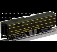 Lionel #1933558 Spokane Portland & Seattle - pwd FB-2 pwd (Built To Order)