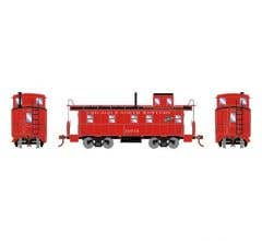 Athearn Roundhouse #1200 Cupola Caboose C&NW #10719