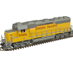 Atlas #10002600 GP40-2 Locomotive DCC - Union Pacific #9986