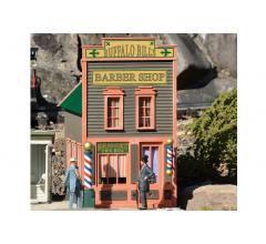PIKO #62726 Buffalo Bill's Barber Shop Built Up