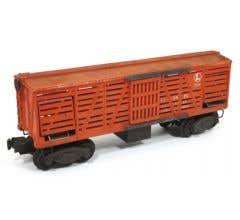 Lionel #LIO3656 Used Cattle Car