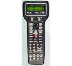 NCE #5240010 (ProCab) Deluxe Cab, Backlit LCD w/ digital encoder, extra features ProCab