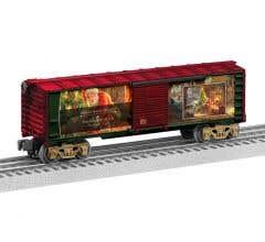 Lionel #2028510 Thomas Kinkade - Santa's Special Delivery Boxcar
