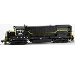 Bowser #24546 U-25B Locomotive w/DCC & Sound - P&LE #2817