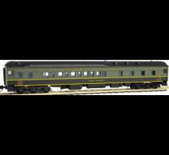 Micro Trains #14100150 10-1-2 Heavyweight Sleeper - Canadian National #Lake Nipigon