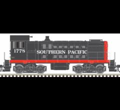 Atlas #10003415 S2 Locomotive w/DCC/Sound - Southern Pacific #1780